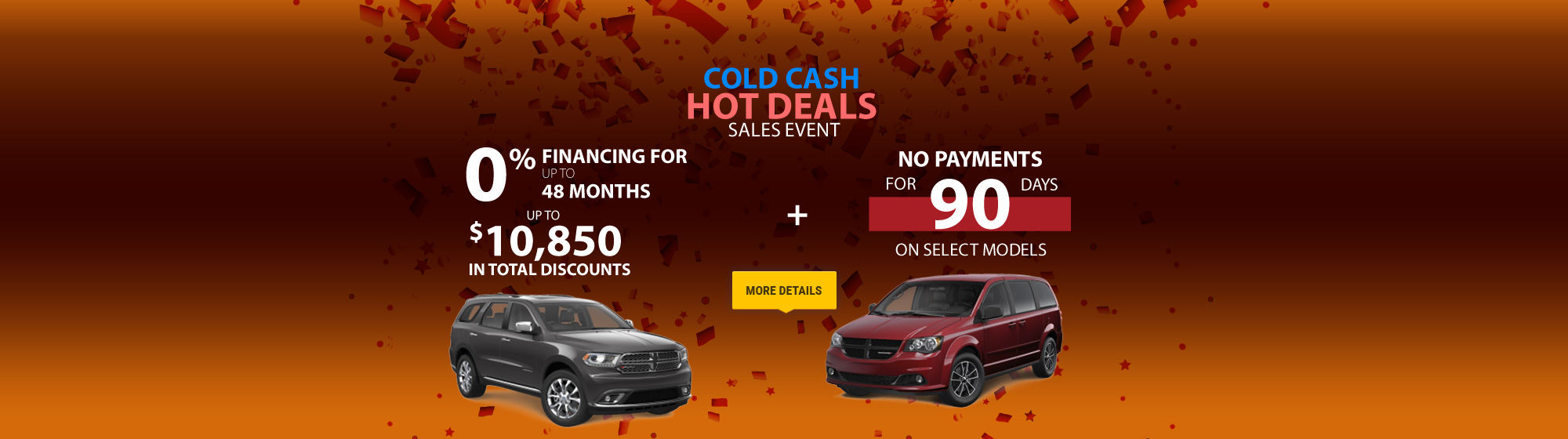 Promotions Amherst DODGE February