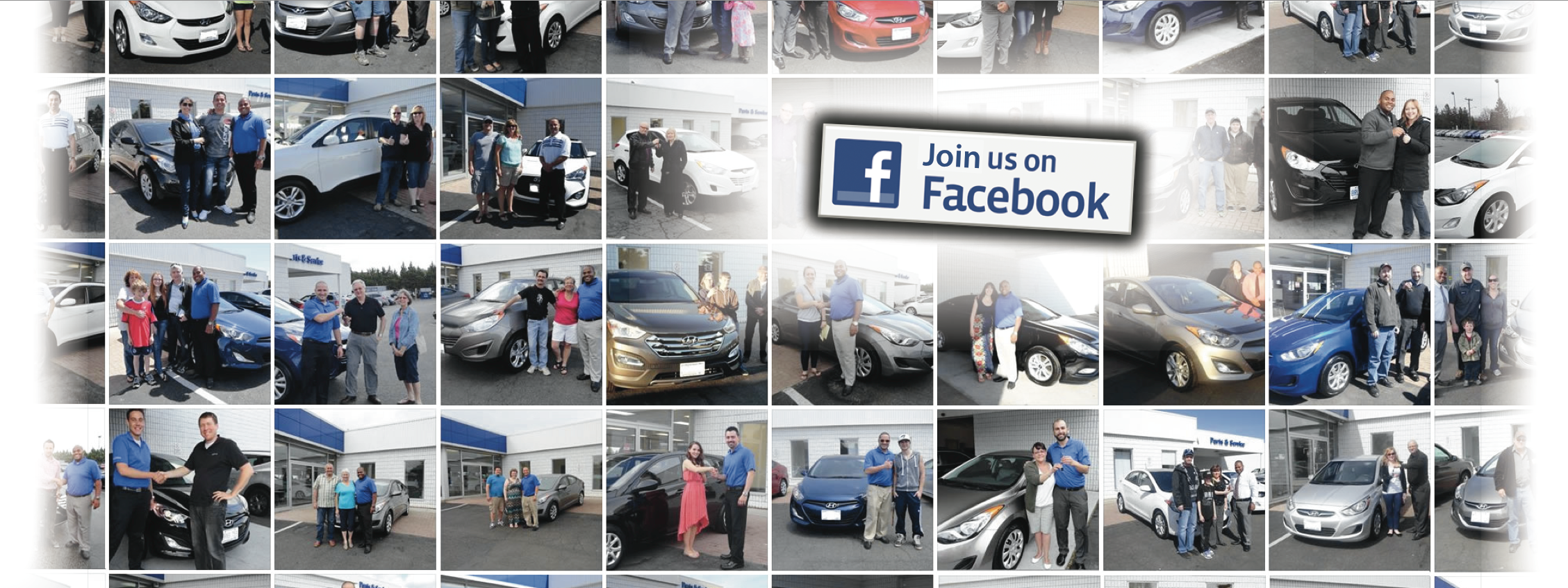 Our Dealership is Social!