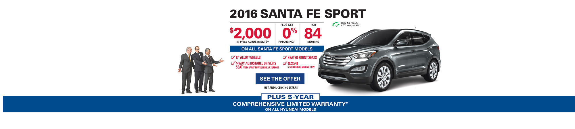 The Hyundai Advantage - santafe