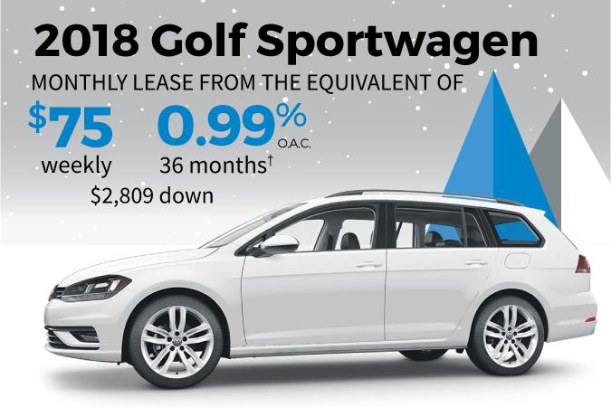 2018 Golf Sportwagen