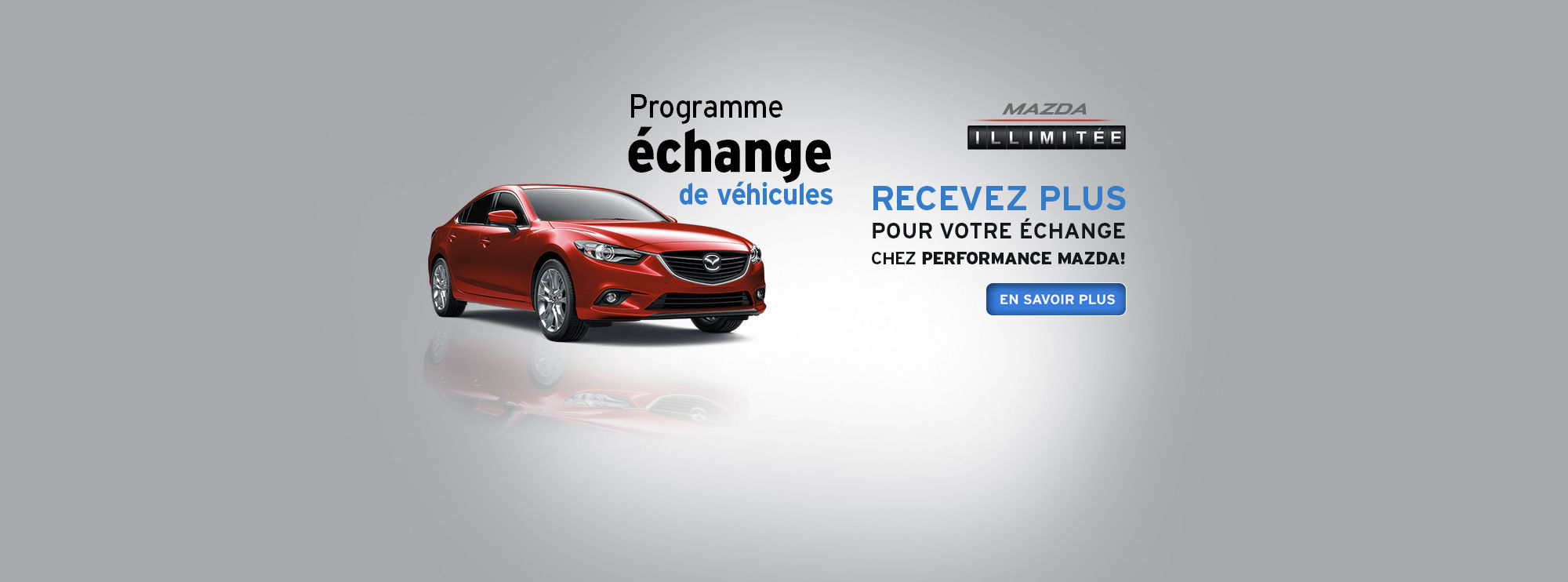 Programme échange de véhicules
