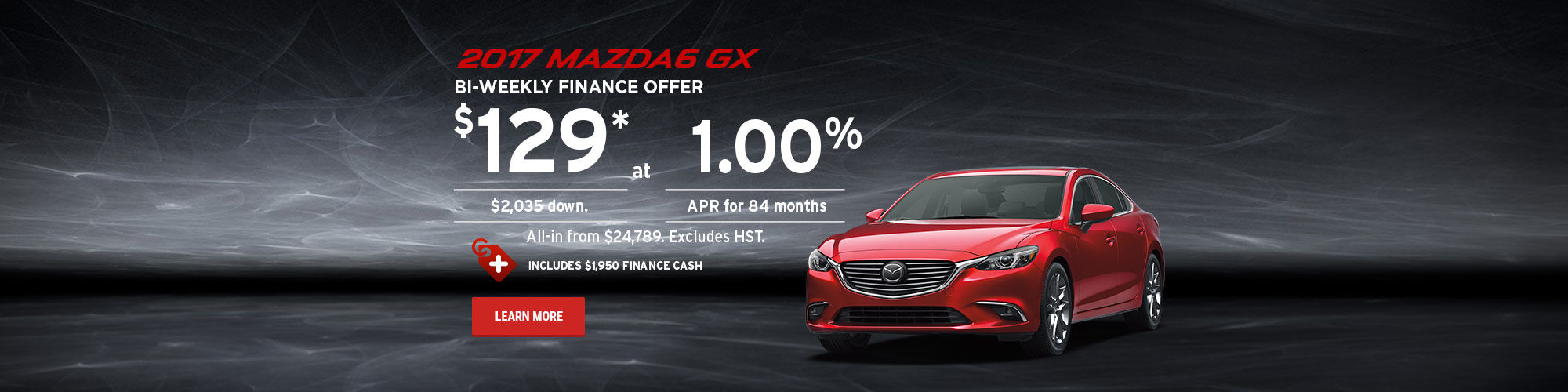 Mazda's Summer Drive Event - M6
