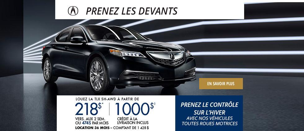 Acura TLX 2015 Février
