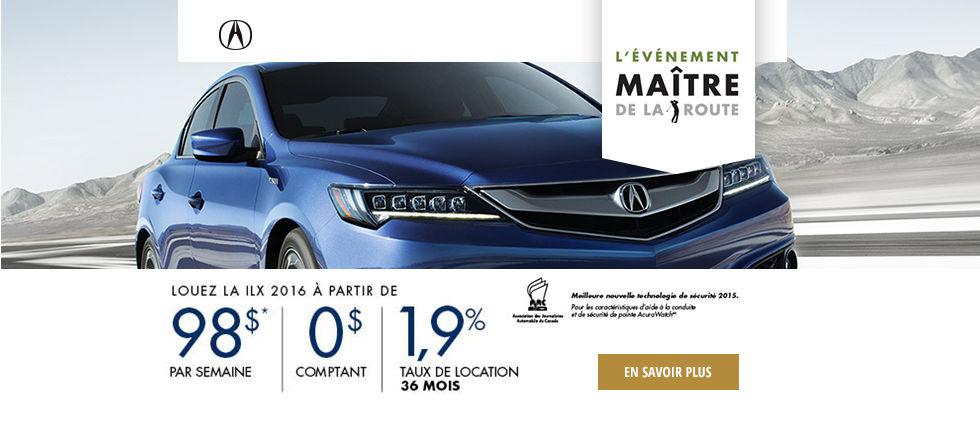 2015 Acura ILX Avril