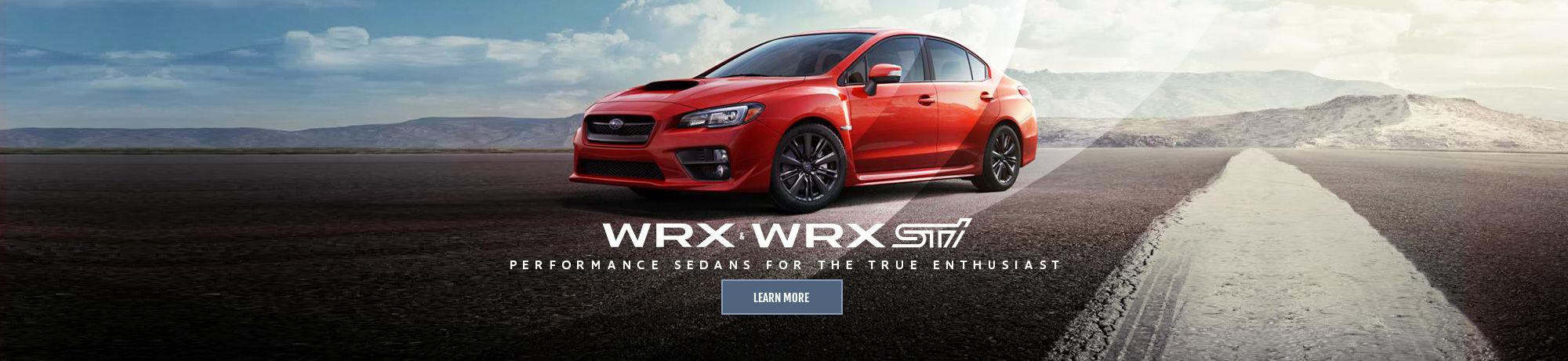 2017 WRX