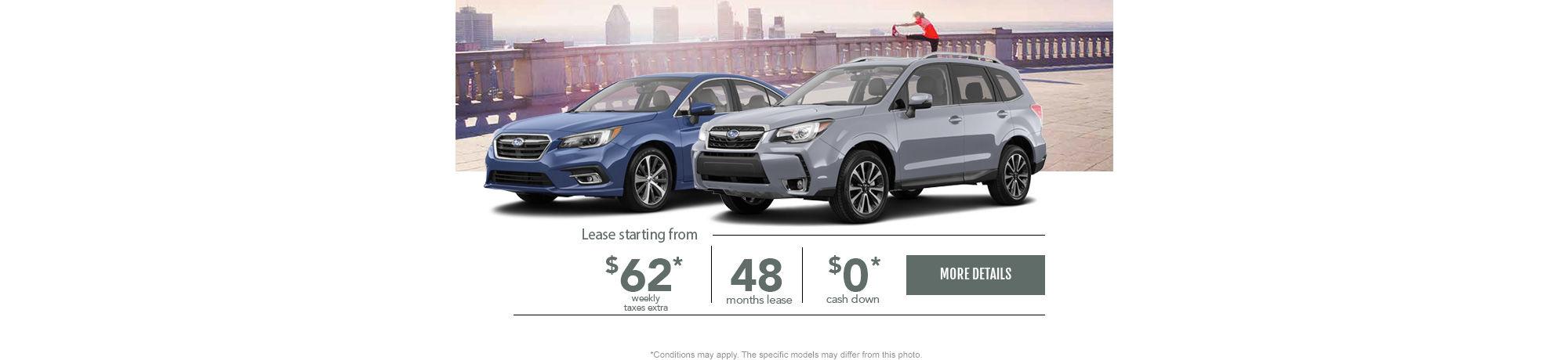 Subaru Monthly Event