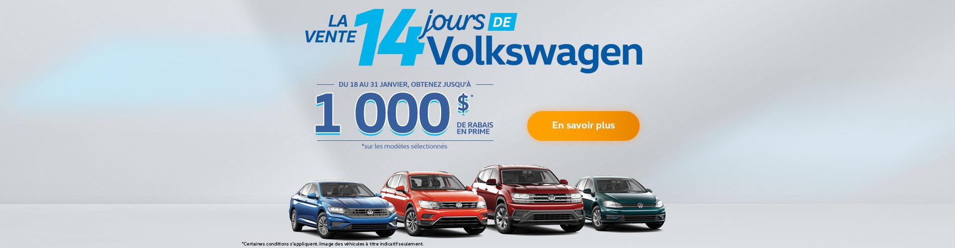 Volkswagen salon de l'auto événement (Copie)