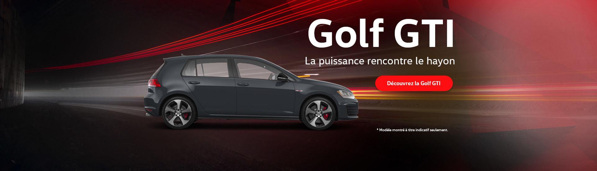Golf GTI 2017