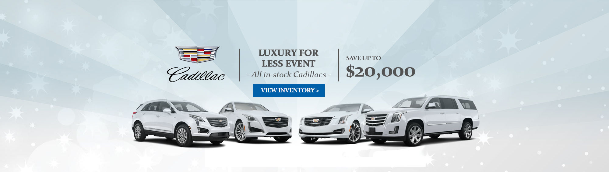 Luxury For Less Event