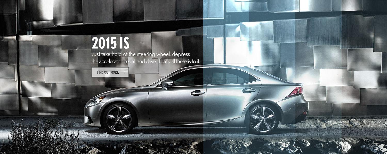 2015 Lexus IS - Lexus Pointe-Claire