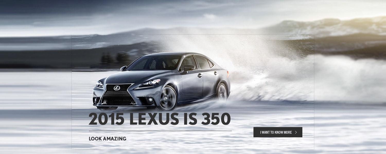 Lexus 2015 IS 350