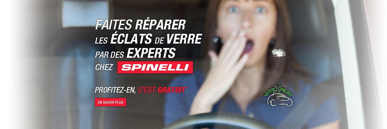 Faites réparer les éclats de verre par des experts chez Spinelli Toyota (Copie)