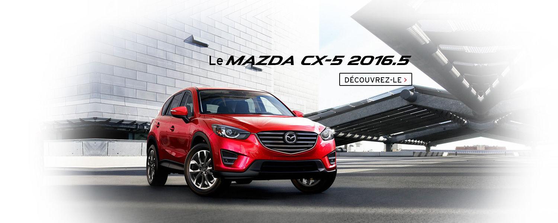 Nouvelle Mazda CX-5 2016