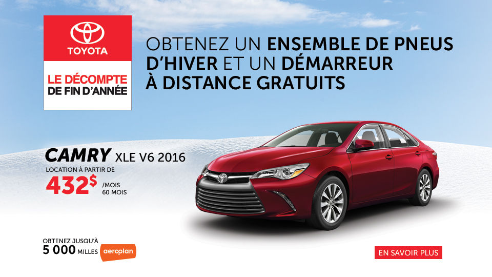 Camry XLE 2016 (mobile)