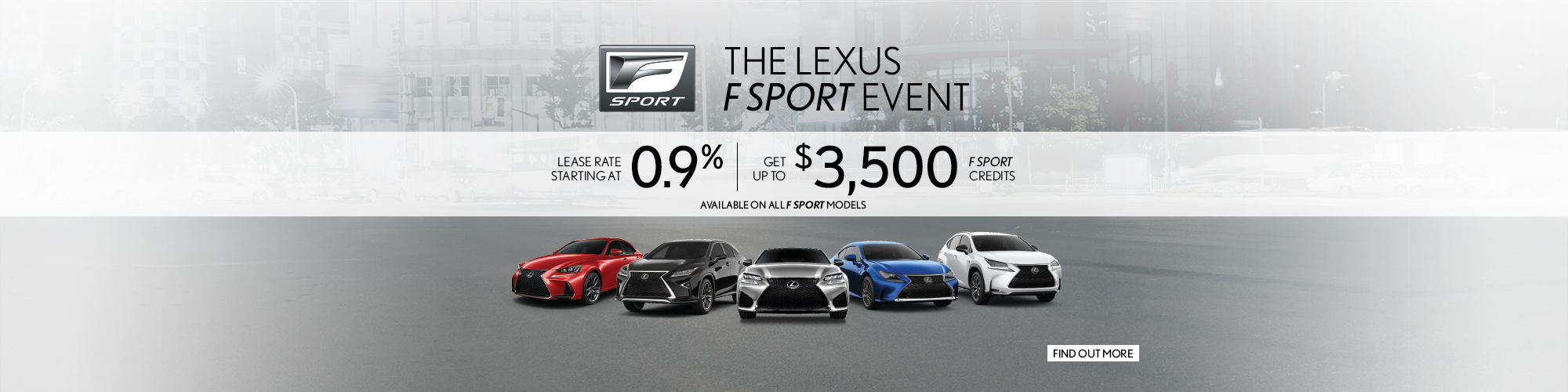 FSport Event