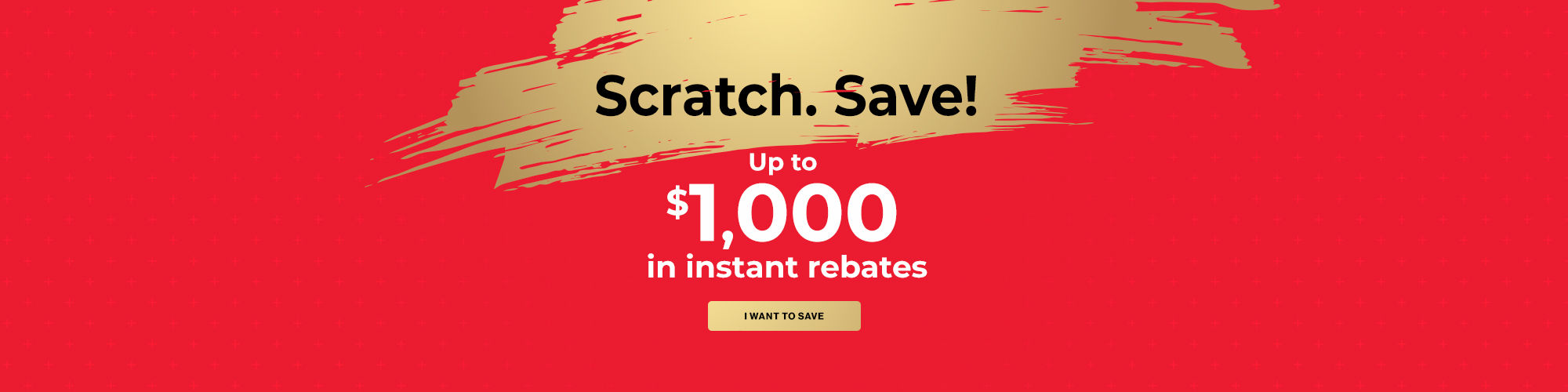 Scratch and Save Sales Event
