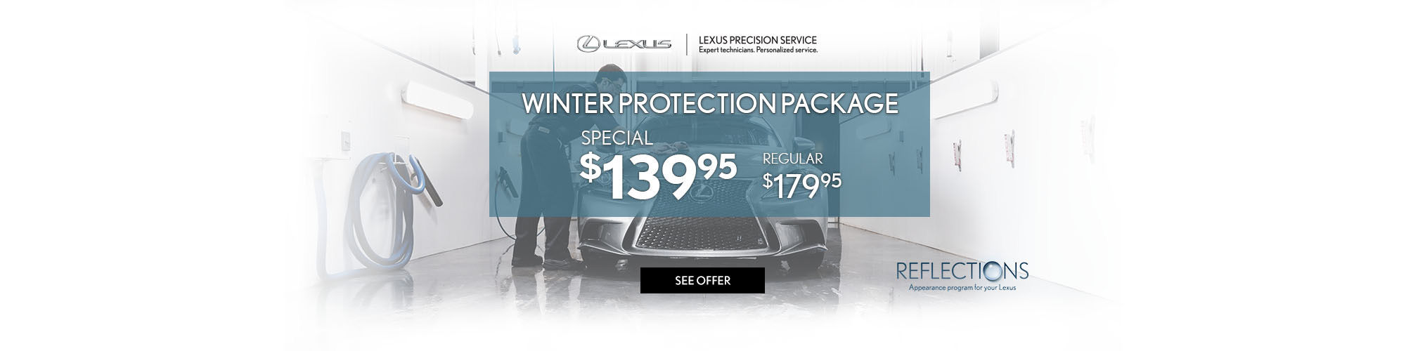 Lexus Winter Protection Package