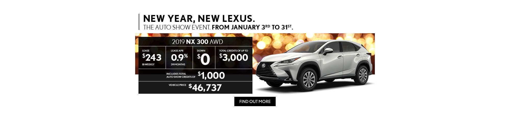 The Auto Show Sales Event