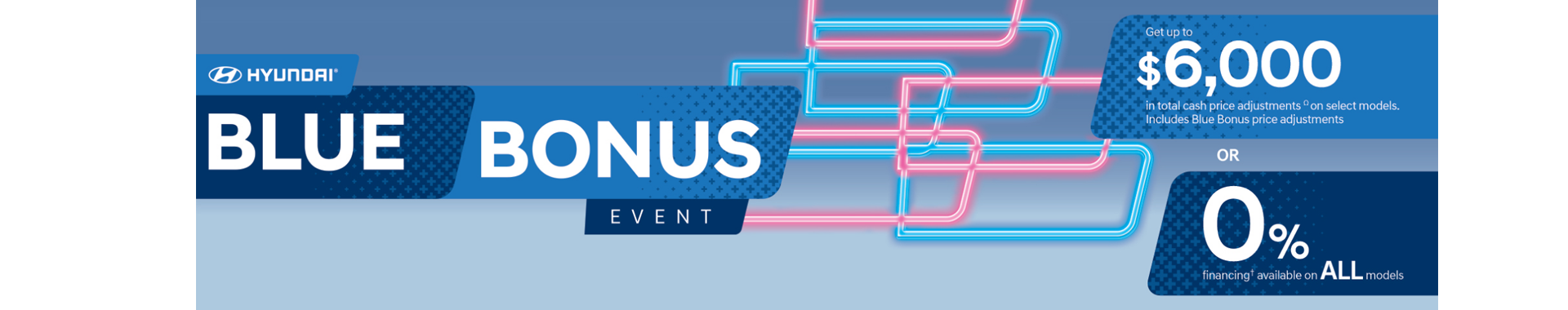 Blue Bonus Event