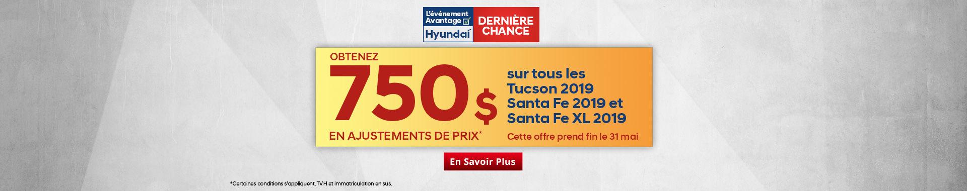 Événement Hyundai