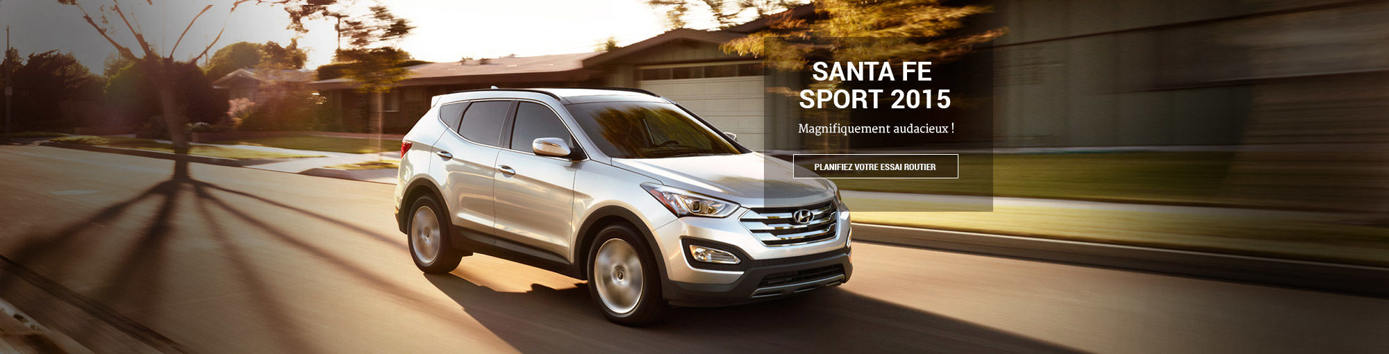 Santa Fe Sport 2015