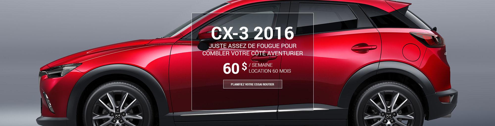 CX3 2016 - novembre 2015