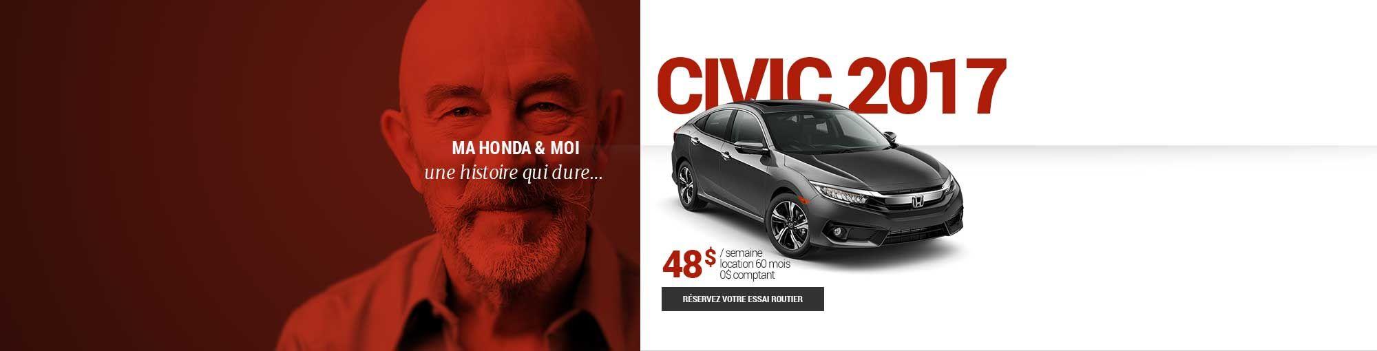 Civic 2017 - avril 2017