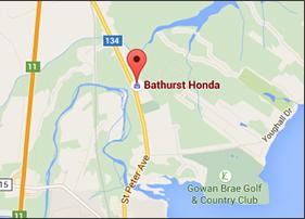 Logo de Bathurst Honda a Bathurst