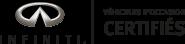 Logo Infiniti certifié
