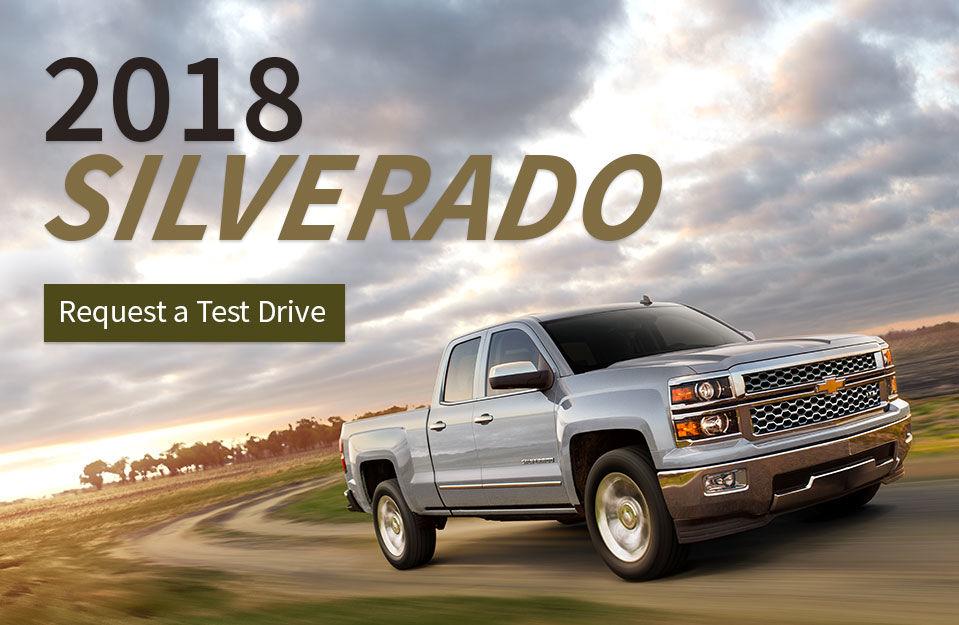 The New 2018 Silverado
