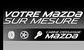 Votre Mazda sur Mesure