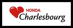 Logo de Honda Charlesbourg