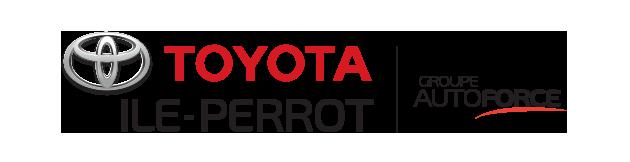 Logo de Ile Perrot Toyota