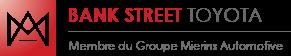 Logo de Bank Street Toyota, Concessionnaire Toyota à Ottawa