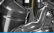 4-2-1 Exhaust Manifold