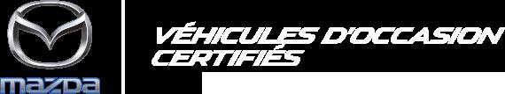 Mazda Véhicules d'occasion certifiés