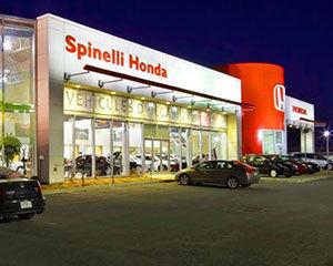 Spinelli Honda Lachine