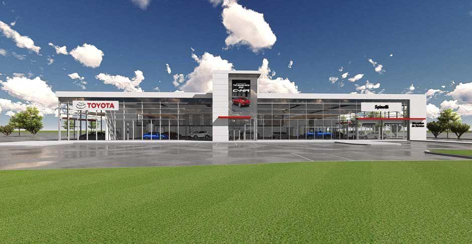 Concessionnaire Toyota à Montréal