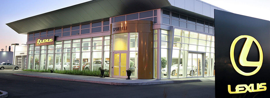 Concessionnaire Lexus à Montréal