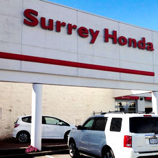 Surrey Honda | 15291 Fraser Highway, Surrey