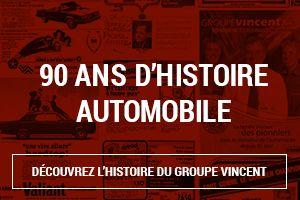 90 ans d'histoire automobile chez Avantage Honda