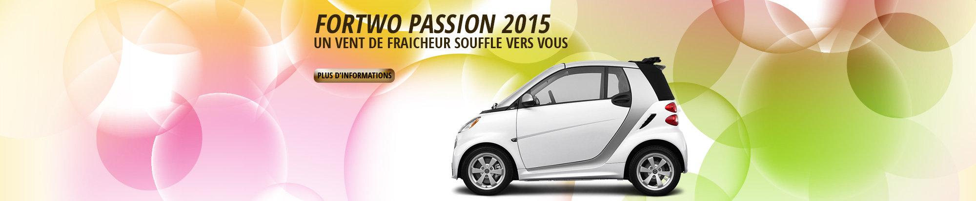 Smart Cabriolet 2015