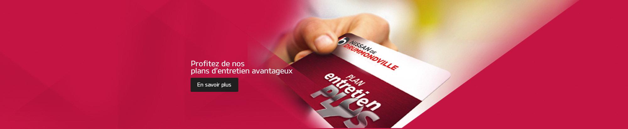 Entretien Plus-Nissan Drummondville
