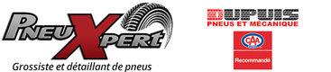 Logo de PneuXpert