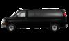 GMC Savana 2500 PASSENGER LT 2018