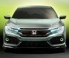 La nouvelle Honda Civic Hatchback 2017 à venir au Canada cet automne