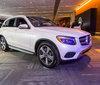 Salon de l'auto d'Ottawa 2017 : Mercedes-Benz GLC 2017