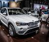 2015 BMW X3: Perfect size
