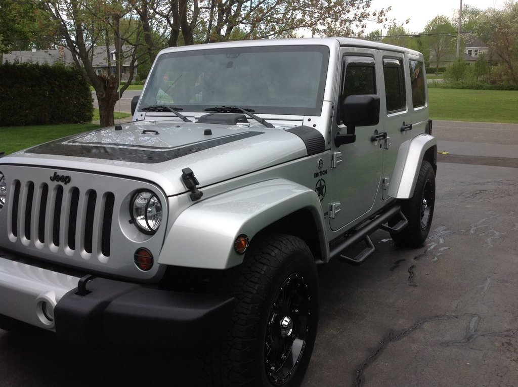 used 2012 jeep wrangler unlimited altitude unlimited 4x4 ensemble 2 toits aut. Cars Review. Best American Auto & Cars Review