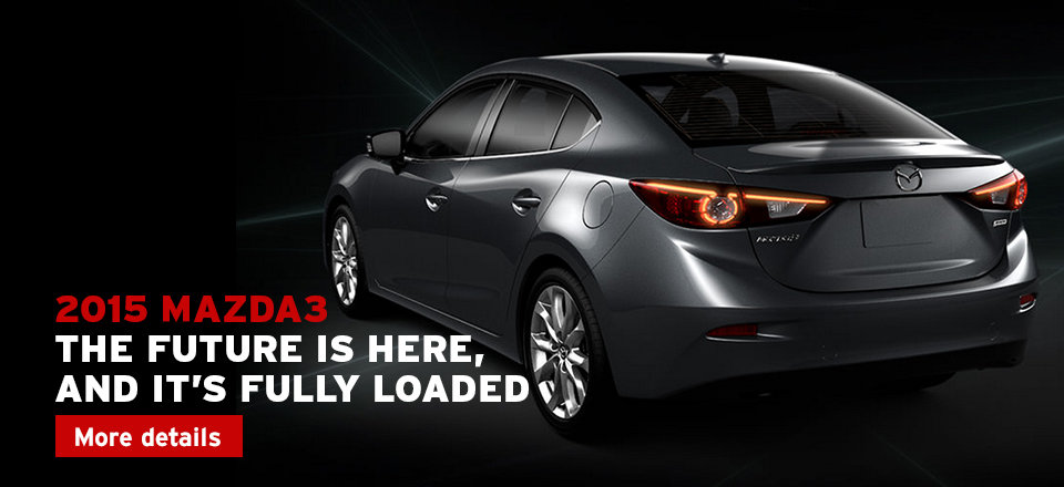 2015 Mazda3-generique